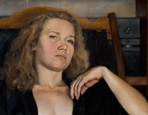 Oil on canvas 115x93 cm 2010