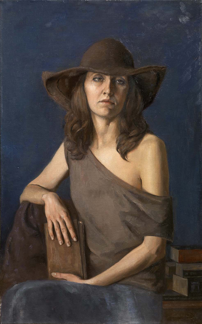 Oil on canvas
