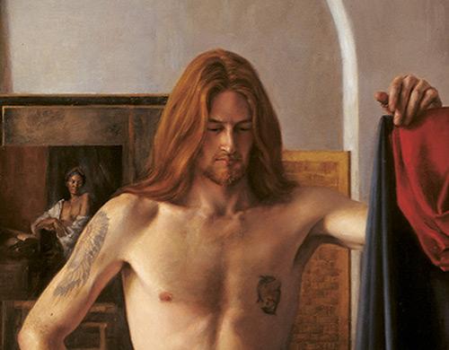 Oil on canvas 100x120 cm 1999