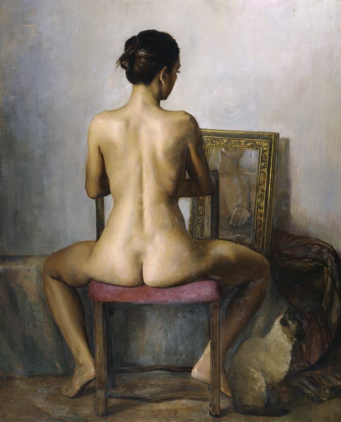 Oil on canvas 93x115 cm 2007