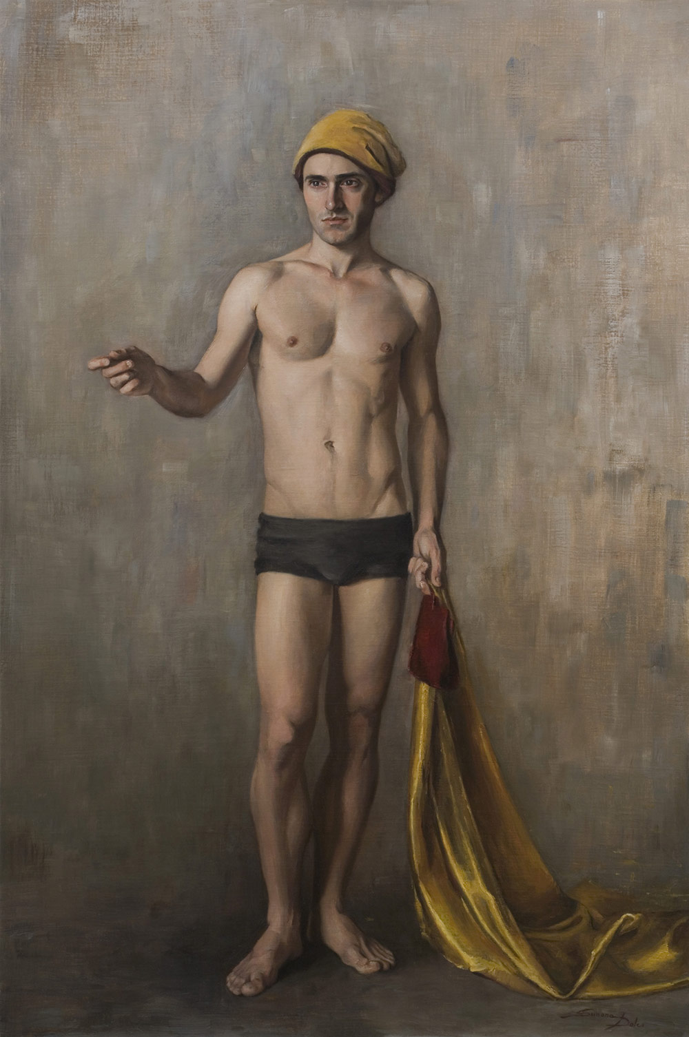 Oil on canvas on panel 80x120 cm 2013