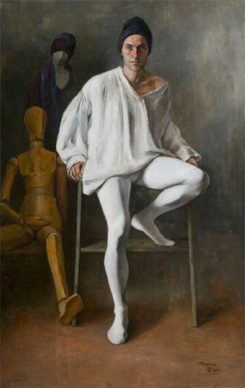Oil on canvas 88x138 cm 2016